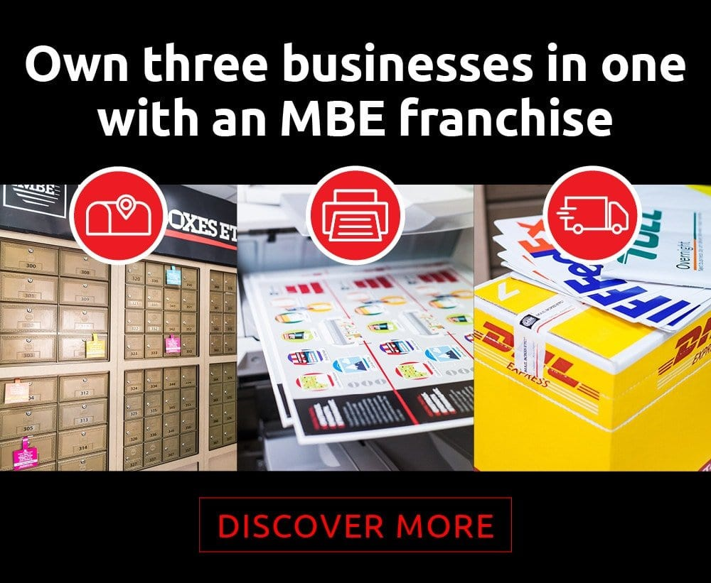 Our MBE franchise banner