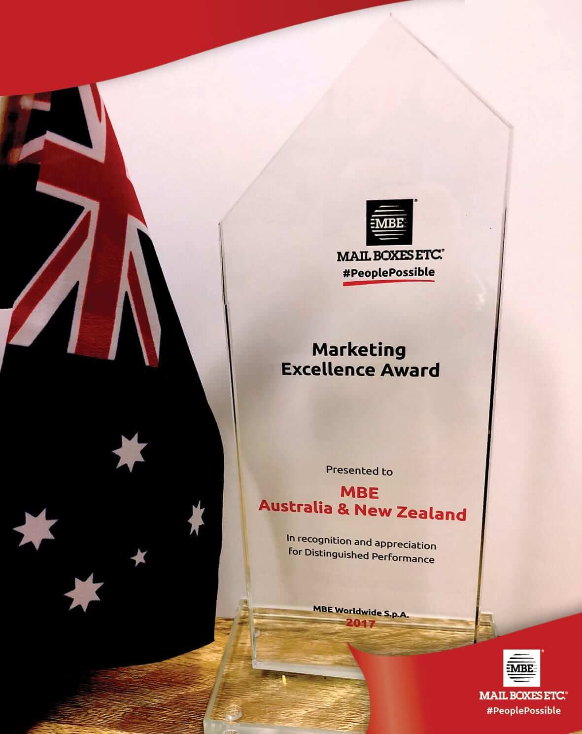 Our 2017 Marketing Award