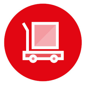 Courier Service Icon