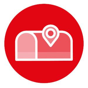 Mailboxes Icon