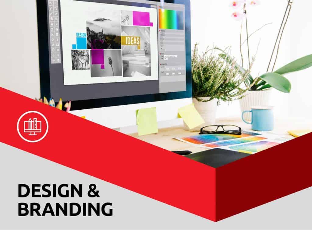 August Graphic Design Banner Left