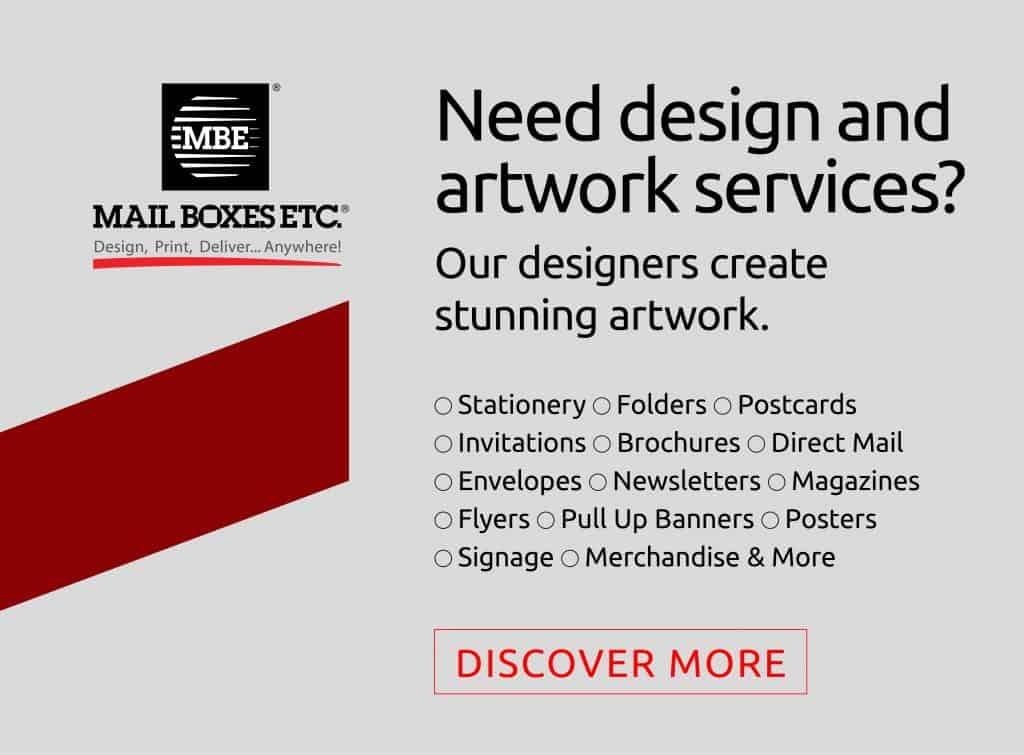August Graphic Design Banner Banner Right