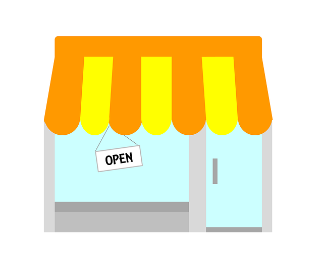 Re-open small business