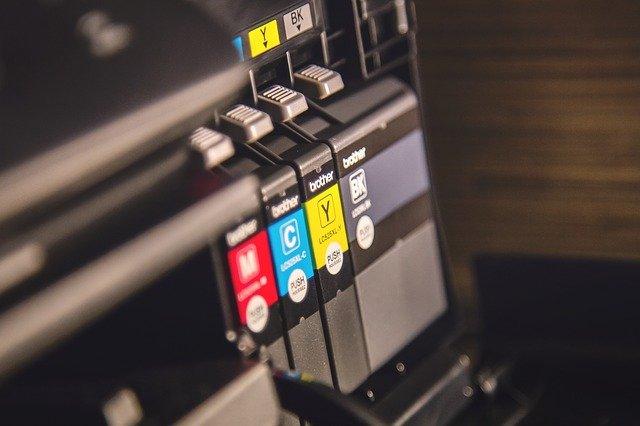 Modern Digital Printer